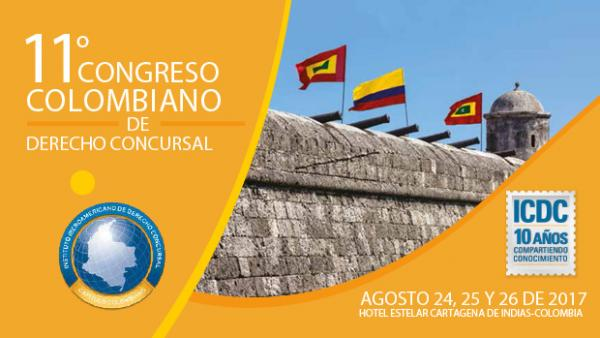 11º Congreso Colombiano de Derecho Concursal 2017