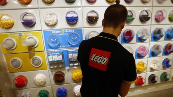 Lego despedirá a 1.400 empleados tras caer los beneficios en el primer semestre