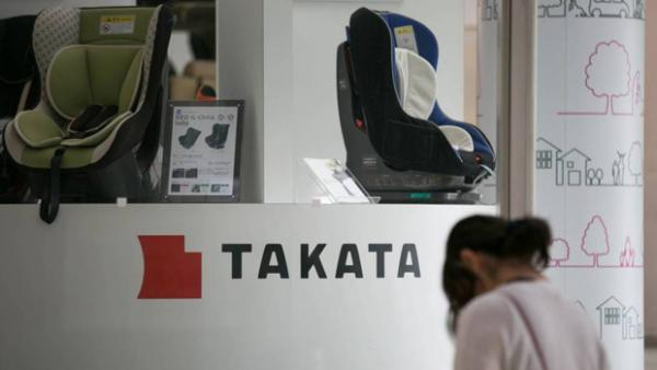 Takata se declara en bancarrota tras la crisis provocada por sus 'airbags'