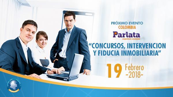 Parlata Instituto Colombiano de Derecho Concursal