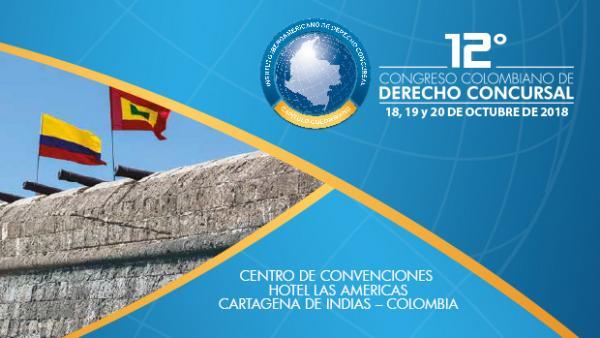 XII Congreso Colombiano de Derecho Concursal - Cartagena de Indias Colombia