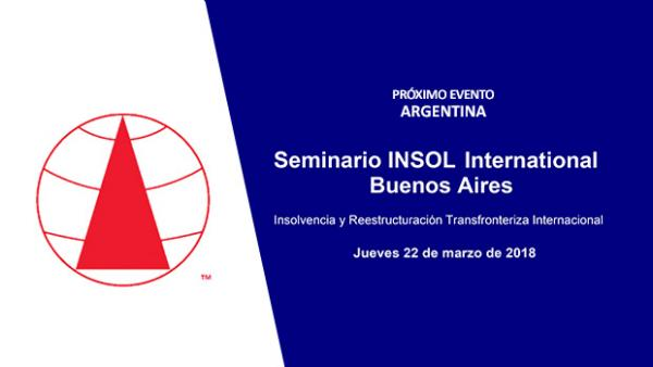 Seminario de INSOL INTERNATIONAL
